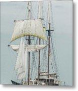 Limited Sails Metal Print