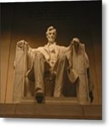 Lincoln Memorial Metal Print by Brian McDunn