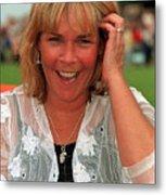 Linda Robson 2 Metal Print