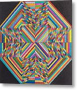 Linear Supersymmetry Metal Print