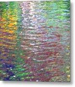 Linearized Light Metal Print