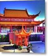 Lingyen Mountain Temple 9 Metal Print