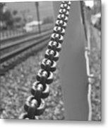 Links Metal Print