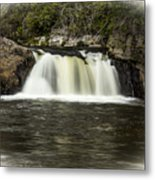 Linville Falls Metal Print