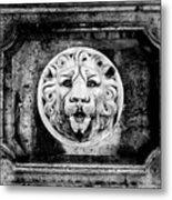 Lion Of Rome Metal Print