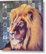 Lion Pride Metal Print