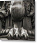 Lions Claw Metal Print