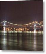 Lions Gate Bridge 2 Metal Print