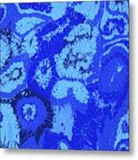 Liquid Blue Dream - V1sl100 Metal Print