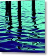 Liquid Cool Metal Print