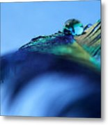 Liquid Fortune Metal Print