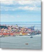 Lisbon 10 Metal Print