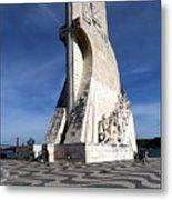 Lisbon 13 Metal Print