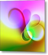 Listen To The Sound Of Colors -5- Metal Print