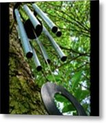 Listen To The Wind Metal Print