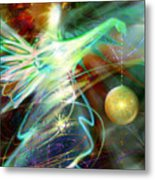 Lite Brought Forth By The Archkeeper Metal Print