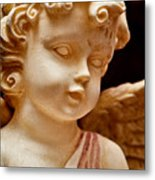 Little Angel Metal Print