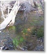 Little Colorado River South Fork Metal Print