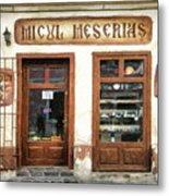 Little Craftsman' Shop - Micul Meserias Metal Print