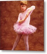 Little Dancer Metal Print