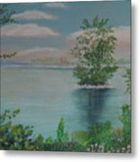 Little Island Metal Print