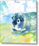 Little Lady Gwilwilith Metal Print