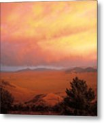 Little Lost Valley Metal Print