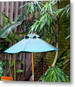 Little Oasis Metal Print