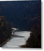 Little Red River Metal Print