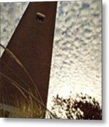 Little Sable Lighthouse Metal Print