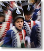 Little Soldiers Vii Metal Print