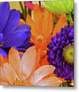 Live This Full And Glorious Life Metal Print