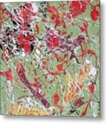 Lively Creatures Metal Print