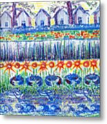 Living In The Low Country Metal Print
