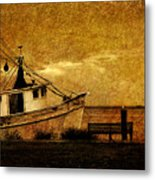 Living In The Past Metal Print