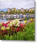 Living The Good Life Metal Print