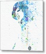 Liza Minnelli Metal Print by Naxart Studio