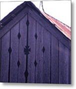 Lloyd Shanks Barn Metal Print