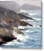 Lobster Cove Metal Print