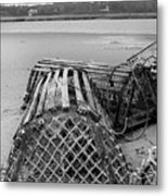 Lobstertrap Metal Print by Dapixara Art
