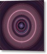 Local Subspace Vibrations Metal Print