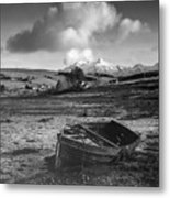 Loch Harport Metal Print