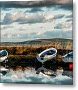 Loch Harray Dawn Iv Metal Print