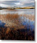 Loch Mealt Metal Print