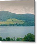 Loch Ness Landscape, Metal Print