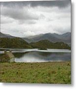 Loch Stack Metal Print