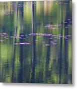 Lochan Glennan Reflections Metal Print