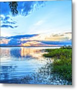 Lochloosa Lake Metal Print