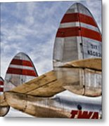 Lockheed Constellation Metal Print