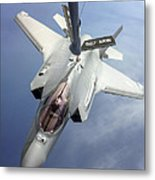 Lockheed Martin F-35 Lightning II, 2016 Metal Print
